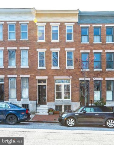 339 Warren Avenue, BALTIMORE, MD 21230 (#MDBA463068) :: The Speicher Group of Long & Foster Real Estate