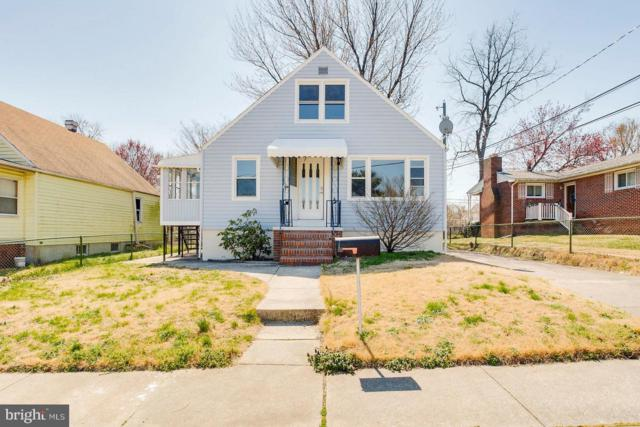 6707 Pine Avenue, BALTIMORE, MD 21222 (#MDBA463090) :: Advance Realty Bel Air, Inc