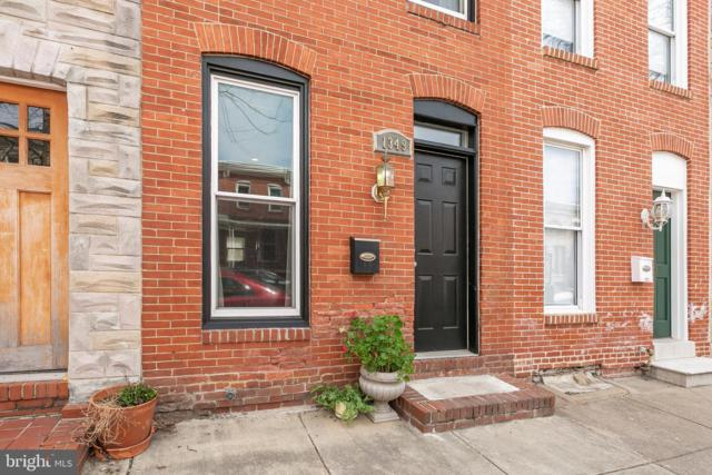 1349 Andre Street, BALTIMORE, MD 21230 (#MDBA463092) :: Great Falls Great Homes