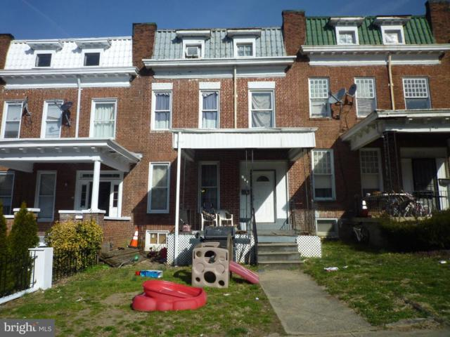 2912 Ulman Avenue, BALTIMORE, MD 21215 (#MDBA463100) :: The Kenita Tang Team