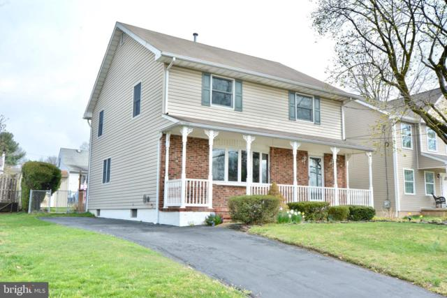 144 Texas Avenue, LAWRENCE TOWNSHIP, NJ 08648 (#NJME276162) :: Remax Preferred | Scott Kompa Group
