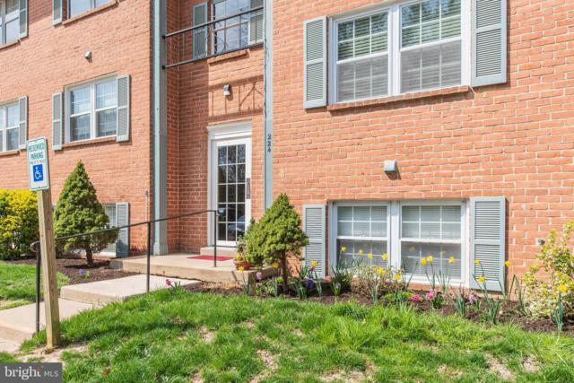 224 Timber Trail D, BEL AIR, MD 21014 (#MDHR231270) :: The Gus Anthony Team
