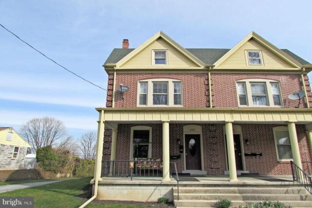 209 E Walnut Street, LEBANON, PA 17042 (#PALN106330) :: The Heather Neidlinger Team With Berkshire Hathaway HomeServices Homesale Realty