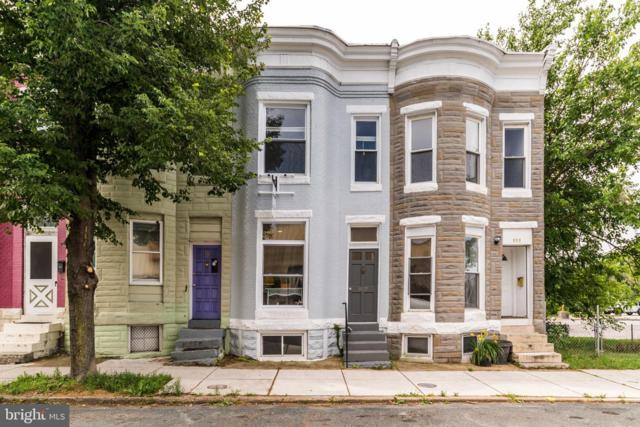 907 W 34TH Street, BALTIMORE, MD 21211 (#MDBA463130) :: Blue Key Real Estate Sales Team