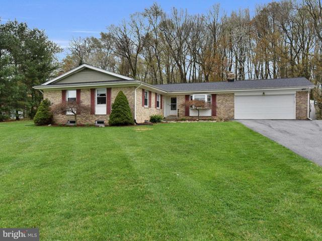 5303 Dove Drive, MOUNT AIRY, MD 21771 (#MDFR243958) :: The Sebeck Team of RE/MAX Preferred