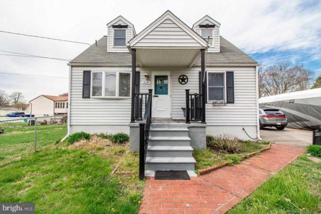 218 Saint Marys Road, BALTIMORE, MD 21221 (#MDBC453016) :: Great Falls Great Homes