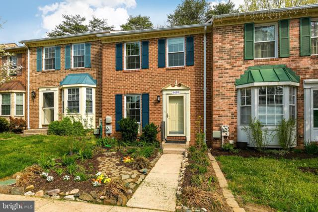 6610 Ducketts Lane 19-6, ELKRIDGE, MD 21075 (#MDHW261334) :: Wes Peters Group Of Keller Williams Realty Centre