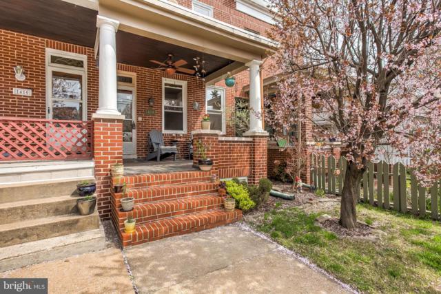 1408 W Old Cold Spring Lane, BALTIMORE, MD 21211 (#MDBA463182) :: Colgan Real Estate