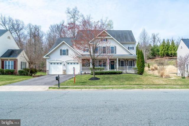 3681 Stonewall Manor Drive, TRIANGLE, VA 22172 (#VAPW464076) :: Great Falls Great Homes