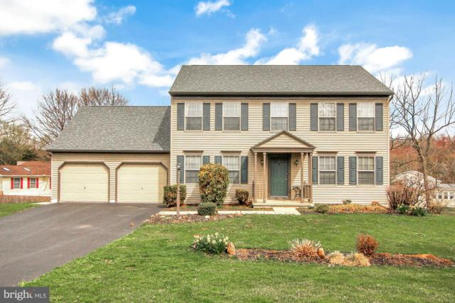 13 Greenview Drive, SHREWSBURY, PA 17361 (#PAYK114126) :: Benchmark Real Estate Team of KW Keystone Realty