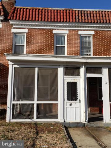 2736 Ellicott Drive, BALTIMORE, MD 21216 (#MDBA463224) :: The MD Home Team