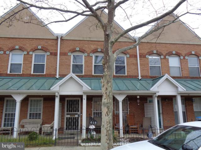 618 Parkside Place NE, WASHINGTON, DC 20019 (#DCDC421612) :: Homes to Heart Group