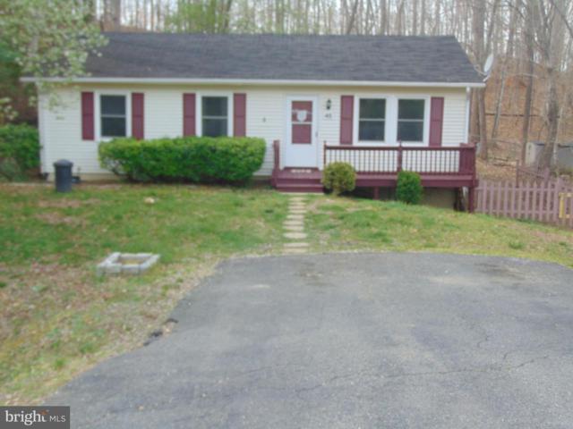 45 Willow Branch Place, FREDERICKSBURG, VA 22405 (#VAST209312) :: Colgan Real Estate