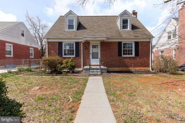 3728 Sylvan Drive, BALTIMORE, MD 21207 (#MDBC453106) :: AJ Team Realty