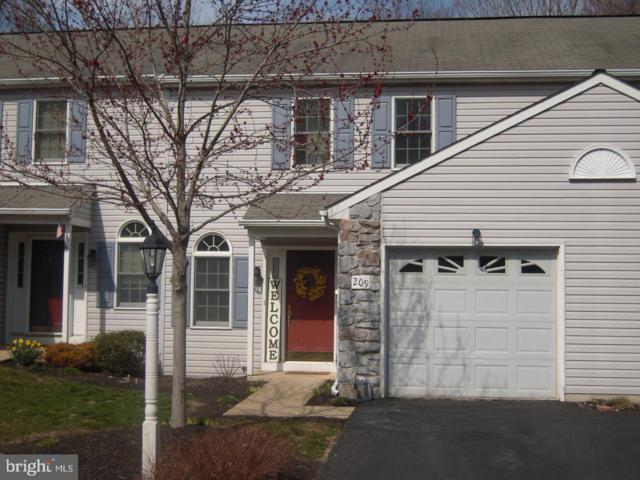 209 Topland Drive, LANCASTER, PA 17601 (#PALA130170) :: The Heather Neidlinger Team With Berkshire Hathaway HomeServices Homesale Realty