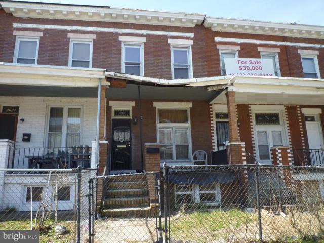 1763 Montpelier Street, BALTIMORE, MD 21218 (#MDBA463272) :: Advance Realty Bel Air, Inc