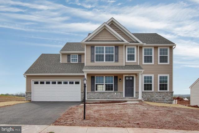 115 Payne Drive, MOUNT WOLF, PA 17347 (#PAYK114188) :: The Heather Neidlinger Team With Berkshire Hathaway HomeServices Homesale Realty