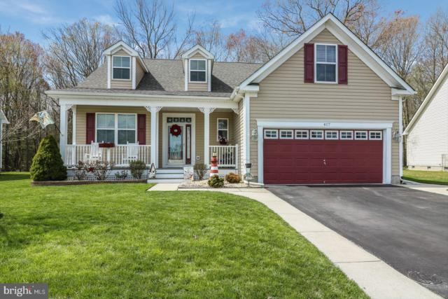 417 Tunbridge Court, MILLSBORO, DE 19966 (#DESU138058) :: Remax Preferred | Scott Kompa Group
