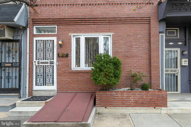 817 S 11TH Street, PHILADELPHIA, PA 19147 (#PAPH785296) :: Remax Preferred | Scott Kompa Group