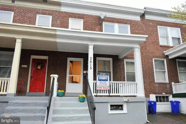 2615 Lexington Street, HARRISBURG, PA 17110 (#PADA108976) :: Benchmark Real Estate Team of KW Keystone Realty