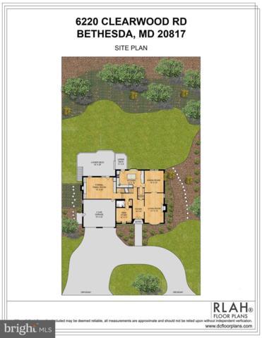 6220 Clearwood Road, BETHESDA, MD 20817 (#MDMC651510) :: Advance Realty Bel Air, Inc