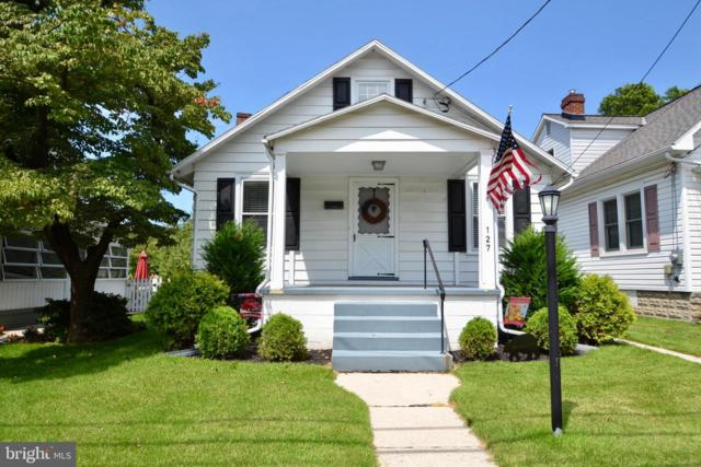 127 Allegheny Avenue, HANOVER, PA 17331 (#PAYK114272) :: The Heather Neidlinger Team With Berkshire Hathaway HomeServices Homesale Realty