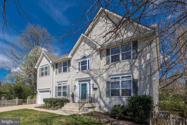 922 Park Avenue, FALLS CHURCH, VA 22046 (#VAFA110208) :: AJ Team Realty