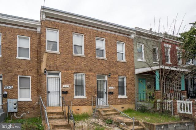 532-534 Hobart Place NW, WASHINGTON, DC 20001 (#DCDC421848) :: Lucido Agency of Keller Williams