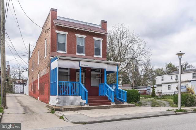 190 S Kossuth Street, BALTIMORE, MD 21229 (#MDBA463426) :: The Gus Anthony Team