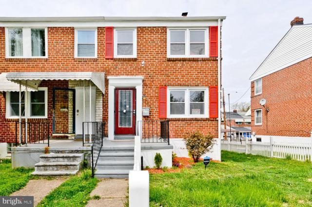 4116 Townsend Avenue, BALTIMORE, MD 21225 (#MDBA463430) :: Advance Realty Bel Air, Inc