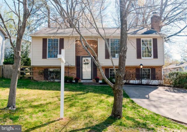5717 Oak Apple Court, BURKE, VA 22015 (#VAFX1052620) :: Browning Homes Group