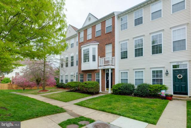 6603 Hunter Creek Lane, ALEXANDRIA, VA 22315 (#VAFX1052630) :: Colgan Real Estate