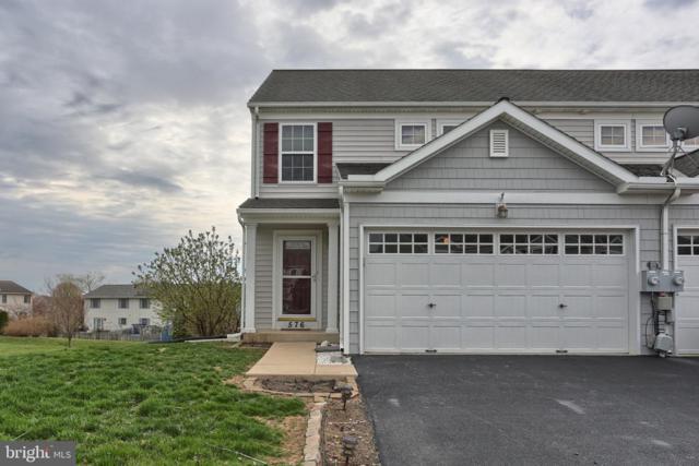 576 Fox Ridge Lane, LEBANON, PA 17042 (#PALN106356) :: The Heather Neidlinger Team With Berkshire Hathaway HomeServices Homesale Realty