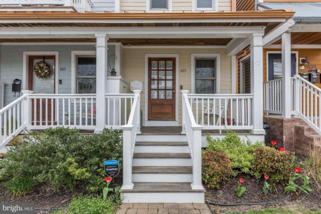 407 Chester Avenue, ANNAPOLIS, MD 21403 (#MDAA395470) :: The Gus Anthony Team