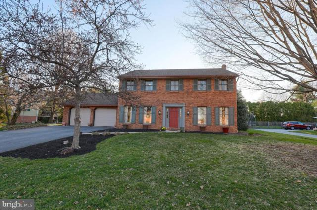 805 Scott Lane, LITITZ, PA 17543 (#PALA130264) :: John Smith Real Estate Group