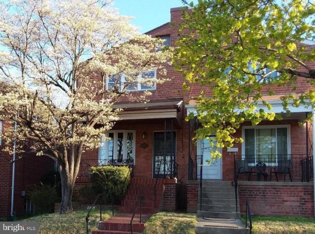 804 Hamilton Street NE, WASHINGTON, DC 20011 (#DCDC421900) :: The Kenita Tang Team