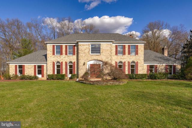 11 Jarrett Court, PRINCETON JUNCTION, NJ 08550 (#NJME276334) :: Colgan Real Estate