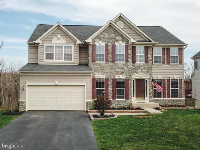222 Mackenzie Lane, STEPHENSON, VA 22656 (#VAFV149850) :: Great Falls Great Homes