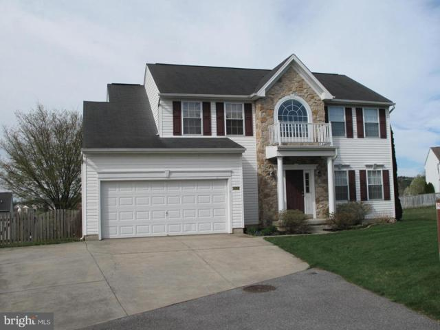 3152 Pyramid Circle, MANCHESTER, MD 21102 (#MDCR187432) :: ExecuHome Realty