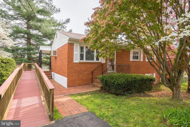 14100 Essex Drive, WOODBRIDGE, VA 22191 (#VAPW464274) :: Arlington Realty, Inc.