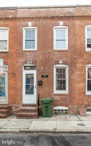 1618 Marshall Street, BALTIMORE, MD 21230 (#MDBA463538) :: The Speicher Group of Long & Foster Real Estate
