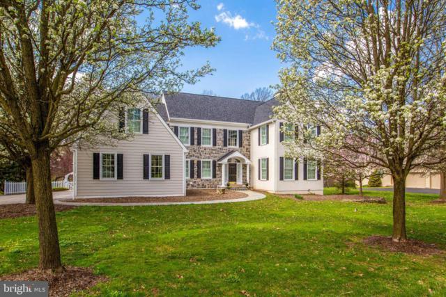 814 Dresher Way, WAYNE, PA 19087 (#PACT475396) :: Keller Williams Real Estate