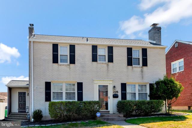 228 Pinehurst Road, WILMINGTON, DE 19803 (#DENC475148) :: The Rhonda Frick Team