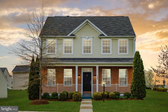 109 Balkan Court, STEPHENSON, VA 22656 (#VAFV149854) :: Colgan Real Estate