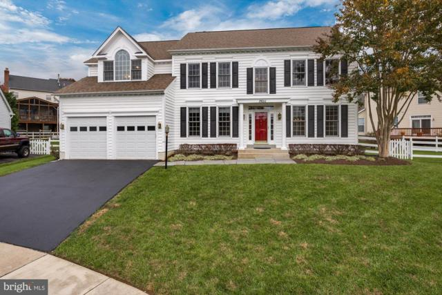 19211 Zinder Lane, BROOKEVILLE, MD 20833 (#MDMC651692) :: The Speicher Group of Long & Foster Real Estate