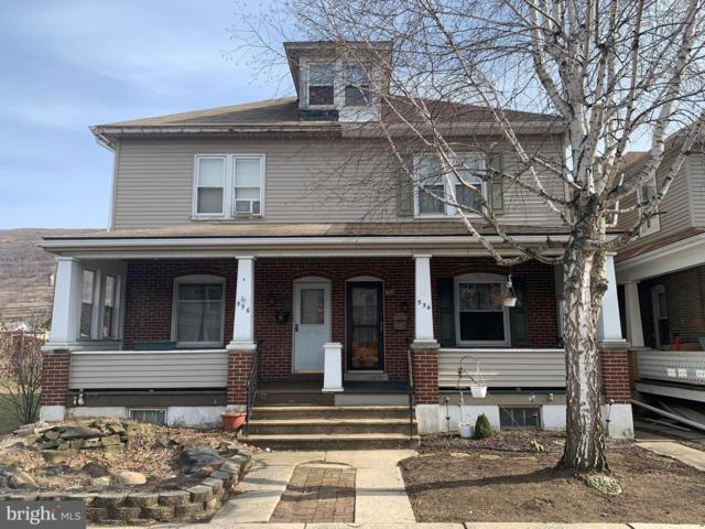 554 Franklin Avenue, PALMERTON, PA 18071 (#PACC115034) :: ExecuHome Realty