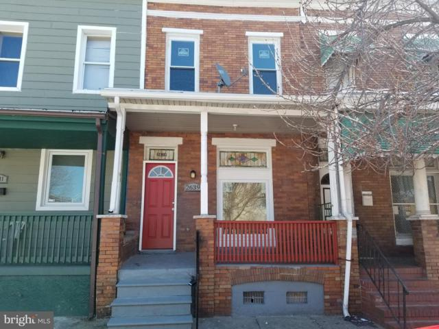 2639 Barclay Street, BALTIMORE, MD 21218 (#MDBA463664) :: Colgan Real Estate