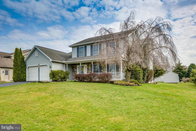 132 Orchard Hill Drive, PALMYRA, PA 17078 (#PALN106382) :: Keller Williams of Central PA East
