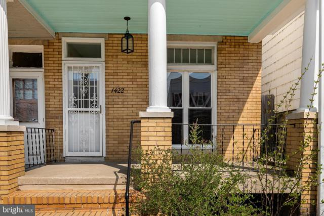 1422 Morling Avenue, BALTIMORE, MD 21211 (#MDBA463712) :: The Gus Anthony Team