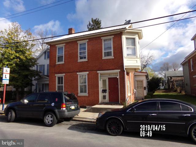 261 Lincoln, CHAMBERSBURG, PA 17201 (#PAFL164704) :: The Riffle Group of Keller Williams Select Realtors